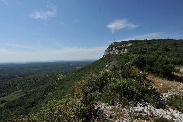 Le Mont Bouquet et son point de vue