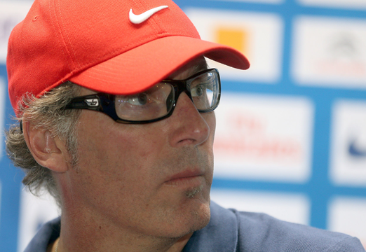 Laurent Blanc, footballeur